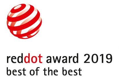 Logo of Reddot Awards 2019.