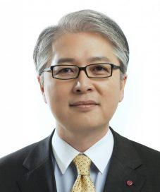 A headshot of Brian Kwon, CEO at LG