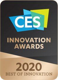 Logo of CES Innovation Awards 2020 – Best Of Innovation