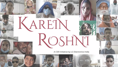 Karein Roshni, a CSR initiative by LG Electronics India